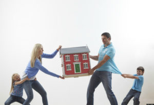 Судебная практика ипотека при разводе с несовершеннолетними детьми