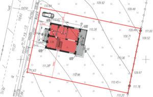 Прилегающая территория к зданию сколько метров