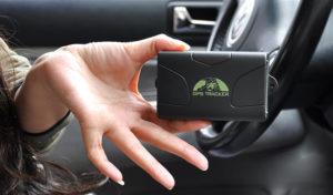 Как найти датчик gps в машине