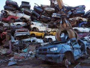 Сдать машину в утилизацию за деньги