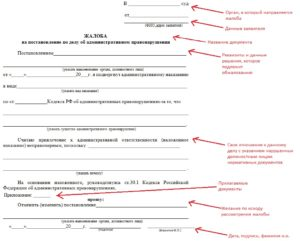 Ходатайство по административному делу в гибдд образец