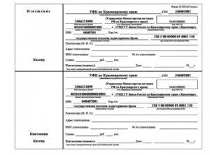 Скачать квитанция на оплату госпошлины на развод через суд бланк