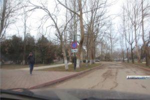 Остановка на аварийке под знаком остановка запрещена