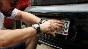 Как сохранить номер при смене автомобиля