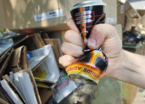 Запрет на продажу энергетических напитков несовершеннолетним