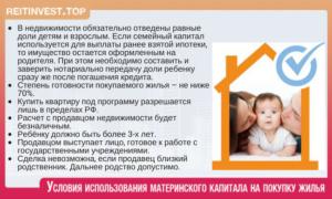 Квартира по материнскому капиталу на кого оформляется