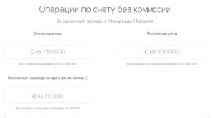 Переводы с расчетного счета без комиссии