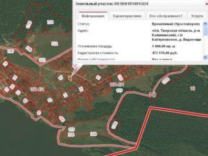 Статусы земельного участка временный учтенный аннулированный