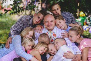 Статус многодетного отца
