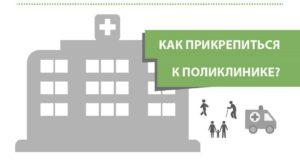 Как прикрепить ребенка к другой поликлинике