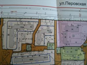 Кадастровый паспорт придомовой территории многоквартирного дома