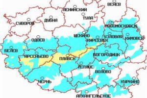Чернобыльская зона тульская область льготы