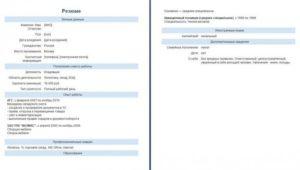 Ключевые навыки в резюме примеры для кладовщика