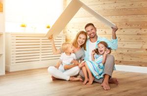 Господдержка семей