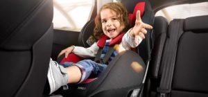 Со скольки можно возить ребенка без кресла