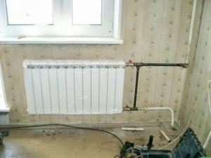 Переделка отопления в квартире многоквартирного дома
