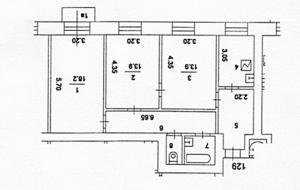Как заказать план квартиры в бти
