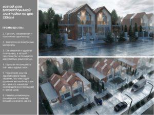 Жилой дом блокированной застройки градостроительный кодекс