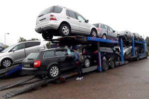 Нерастаможенные авто из литвы купить в москве
