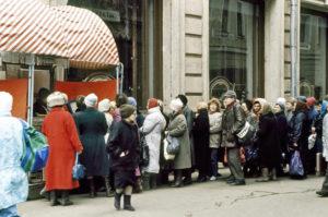 В очереди с 1991 года очередник льготник москва