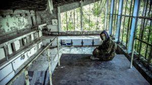 Зона чернобыльского заражения 2019