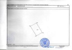 Какие нужны документы при покупке садового участка