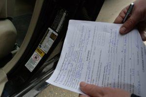 Снятие с налогового учета автомобиля при продаже