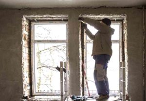 Замена окон входит ли в капитальный ремонт