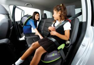 Можно ли возить ребенка на бустере 2019