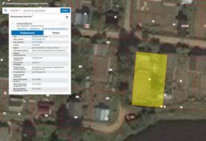 Посмотреть границы земельного участка по адресу