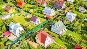 Можно ли жить в садовом товариществе круглогодично