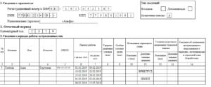 Документы персонифицированного учета в пфр при увольнении