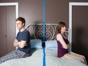 Как при разводе делится однокомнатная квартира