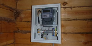 Как поменять электрический счетчик в частном доме