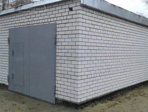Сколько стоит построить капитальный гараж в кооперативе