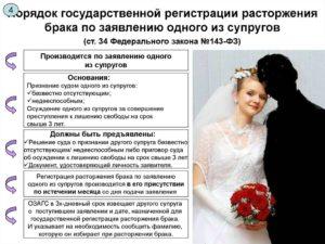 Обязательно ли присутствие обоих супругов при разводе в загсе
