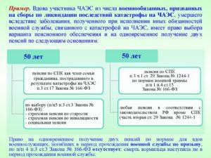 Закон о вдовах чернобыльцев 2019