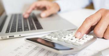 При несвоевременной уплате налога пени начисляются